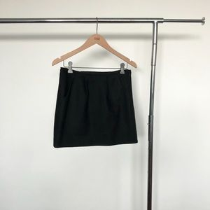 J CREW WOOL MINI SKIRT - 2
